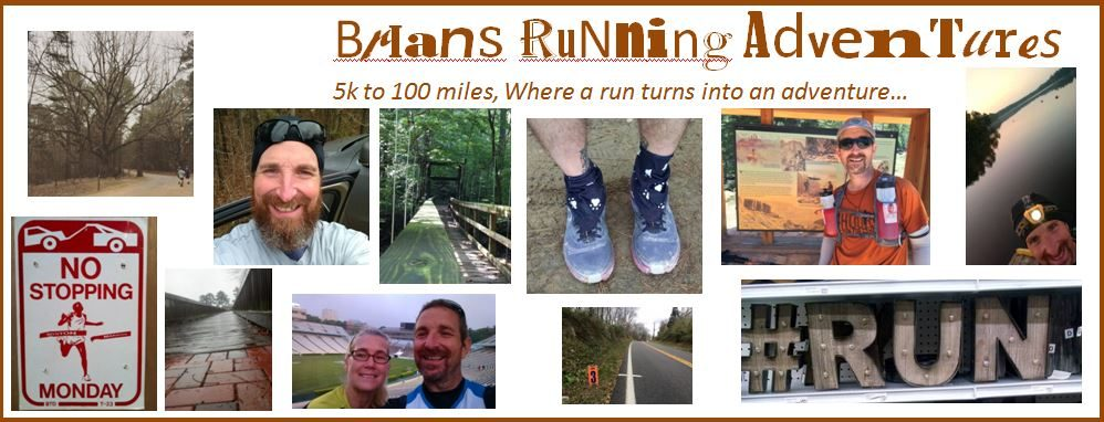 Brian's Running Adventures — Ultra & Marathon Running Site
