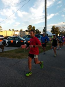 The Start of the Cape Fear 24-Hour Endurance Run